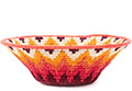 African Basket - Swaziland - Sisal Bowl -  6.75 Inches Across - #76061
