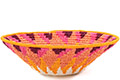 African Basket - Swaziland - Sisal Bowl -  6.5 Inches Across - #76062