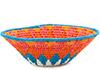 African Basket - Swaziland - Sisal Bowl -  5.5 Inches Across - #76068