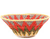 African Basket - Swaziland - Sisal Bowl -  5.25 Inches Across - #76073