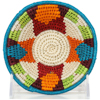 African Basket - Swaziland - Sisal Bowl -  4.75 Inches Across - #91216