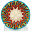 African Basket - Swaziland - Sisal Bowl -  5 Inches Across - #91222