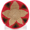 African Basket - Swaziland - Sisal Bowl -  5 Inches Across - #91230