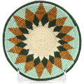 African Basket - Swaziland - Sisal Bowl -  6.25 Inches Across - #93524