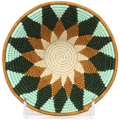 African Basket - Swaziland - Sisal Bowl -  6.25 Inches Across - #93525