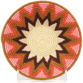 African Basket - Swaziland - Sisal Bowl -  6.25 Inches Across - #93528