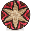 African Basket - Swaziland - Sisal Bowl -  6.5 Inches Across - #93529