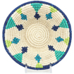African Basket - Swaziland - Sisal Bowl -  5.25 Inches Across - #94154