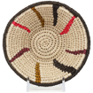 African Basket - Swaziland - Sisal Bowl -  4.5 Inches Across - #94165