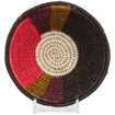 African Basket - Swaziland - Sisal Bowl -  4.75 Inches Across - #94166