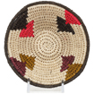 African Basket - Swaziland - Sisal Bowl -  4.75 Inches Across - #94167