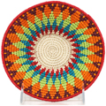 African Basket - Swaziland - Sisal Bowl -  6 Inches Across - #94624