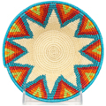 African Basket - Swaziland - Sisal Bowl -  6.5 Inches Across - #94626