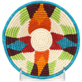 African Basket - Swaziland - Sisal Bowl -  6.75 Inches Across - #94627