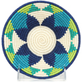 African Basket - Swaziland - Sisal Bowl -  6.25 Inches Across - #94629