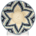 African Basket - Swaziland - Sisal Bowl -  6.25 Inches Across - #94633