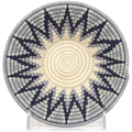 African Basket - Swaziland - Sisal Bowl -  6.25 Inches Across - #94634