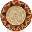 African Basket - Uganda - Rwenzori Bowl -  6.75 Inches Across - #90173