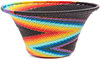 African Basket - Zulu Wire - Small Flared Bowl #47269