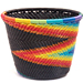 African Basket - Zulu Wire - Short Cup Shape #47306