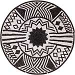 African Basket - Zulu Wire - Coil Weave Platter - 12.75 Inches Across - #60434