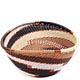 African Basket - Zulu Wire - Small Triangular Bowl #71056