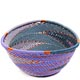 African Basket - Zulu Wire - Small Triangular Bowl #71057