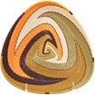 African Basket - Zulu Wire - Shallow Triangle #71097