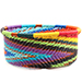 African Basket - Zulu Wire - Small Bowl with Straight Sides #73883