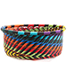 African Basket - Zulu Wire - Small Bowl with Straight Sides #73893