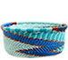 African Basket - Zulu Wire - Small Bowl with Straight Sides #73902