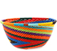African Basket - Zulu Wire - Small Bowl #74224