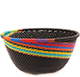 African Basket - Zulu Wire - Small Bowl #74232