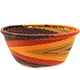African Basket - Zulu Wire - Small Bowl #74244