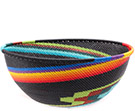 African Basket - Zulu Wire - Extra Large Bowl #74695