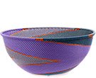 African Basket - Zulu Wire - Extra Large Bowl #74698
