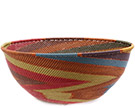 African Basket - Zulu Wire - Extra Large Bowl #74700