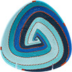 African Basket - Zulu Wire - Shallow Triangle #75617