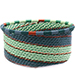 African Basket - Zulu Wire - Small Bowl with Straight Sides #75642