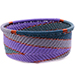 African Basket - Zulu Wire - Small Bowl with Straight Sides #75654