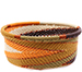 African Basket - Zulu Wire - Small Bowl with Straight Sides #75657