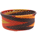 African Basket - Zulu Wire - Small Bowl with Straight Sides #75658