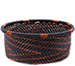 African Basket - Zulu Wire - Small Bowl with Straight Sides #75660