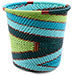 African Basket - Zulu Wire - Short Cup Shape #75727