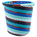 African Basket - Zulu Wire - Short Cup Shape #75728