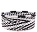 African Basket - Zulu Wire - Small Bowl with Straight Sides #76721