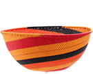 African Basket - Zulu Wire - Extra Large Bowl #77150