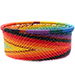 African Basket - Zulu Wire - Small Bowl with Straight Sides #77191