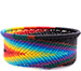 African Basket - Zulu Wire - Small Bowl with Straight Sides #77197