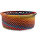 African Basket - Zulu Wire - Small Bowl with Straight Sides #77199